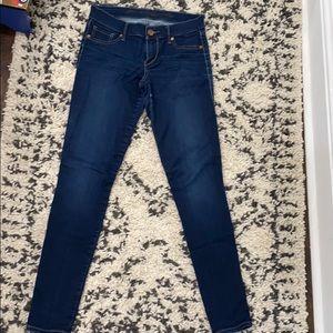 Express skinny jeans size 6